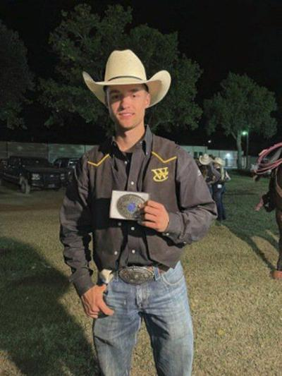 Thiesson win men's All-Around title at Frank Phillips College Rodeo