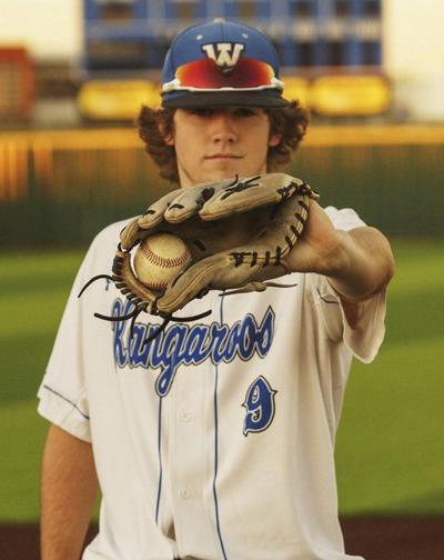 Tanner Thompson, WHS baseball