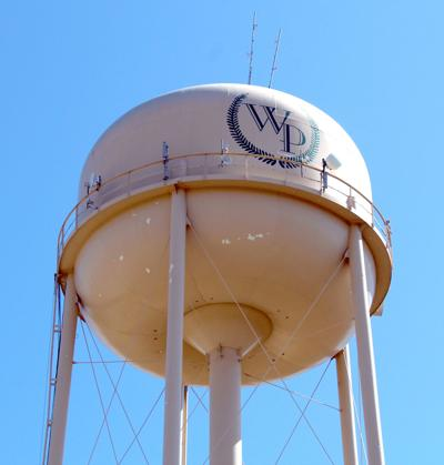 WP water tower