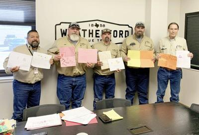 Weatherford Electric runs smooth operation amid storm challenges