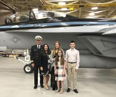 Annetta resident retiring as Navy commander
