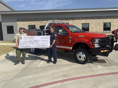 WP fire receives new brush truck through grant program