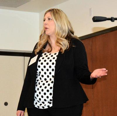 WISD's Sams speaks at event honoring teachers
