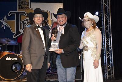 Tallman honored at 2020 Legend of ProRodeo