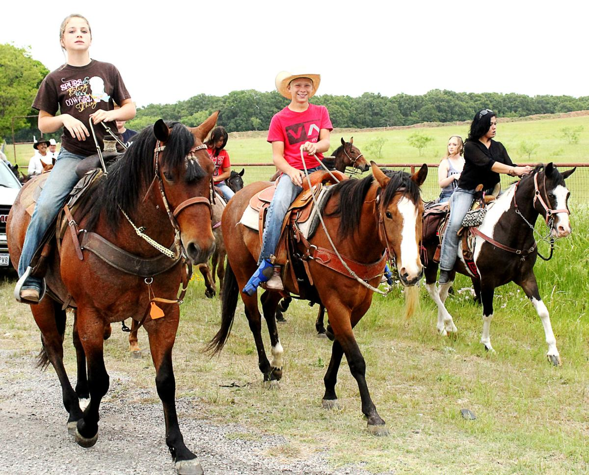 Rodeo Trail Ride Returns This Year News
