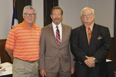 WC board appoints new trustees, approves tax rate and budget
