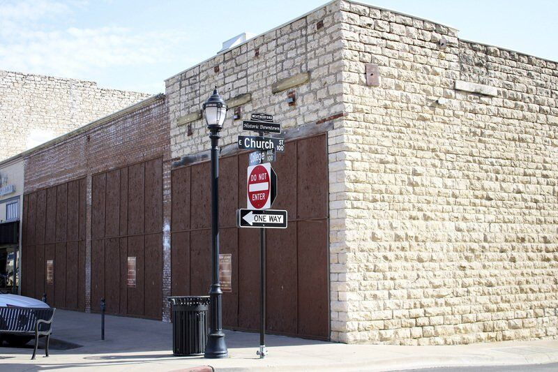 Demolition order issued for old movie theater building after property deemed unsafe, unsalvageable