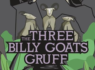 'The Three Billy Goats Gruff' takes the stage for young audience