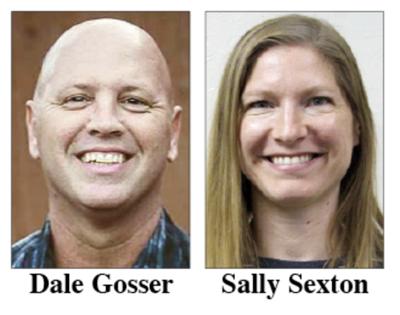 Gosser named Texas group editor