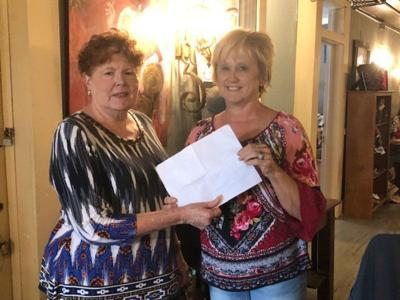 Millsap Home/ Garden Club names Woman of the Year