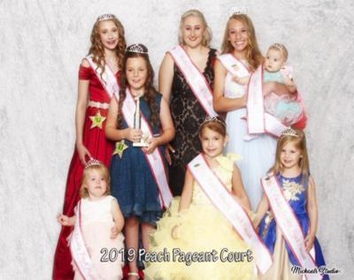 2019 Peach Pageant winners announced   Local News