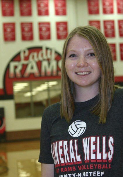 All-Palo Pinto County UIL volleyball team announced