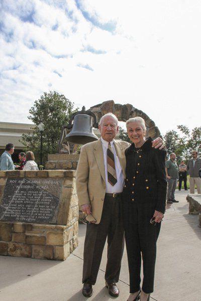 Weatherford visionary Roy Grogan dies at 93