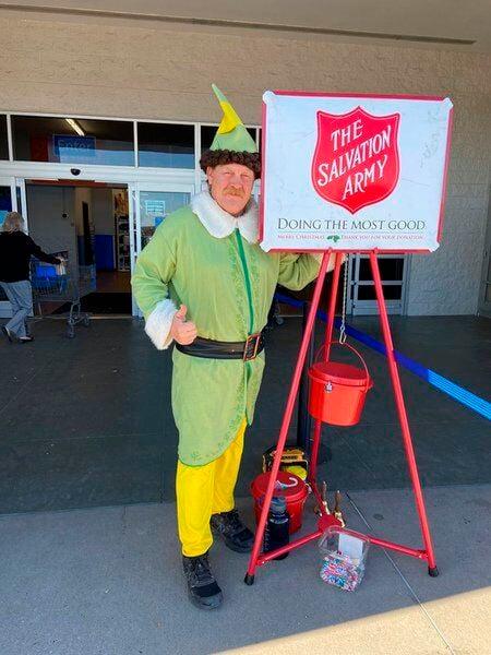 Salvation Army volunteers overcome challenges