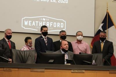Weatherford city council