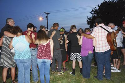 Classmates, family mourn death of Springtown 18-year-old at vigil
