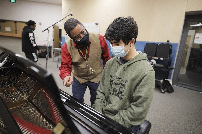 HER BIGGEST FAN: WC faculty member works on Aretha TV project
