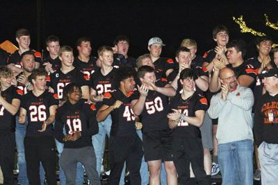 Community honors Bearcats after ninth state championship