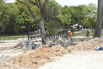 Heritage Park south lot renovations to start in winter
