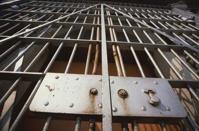 Jail cell doors