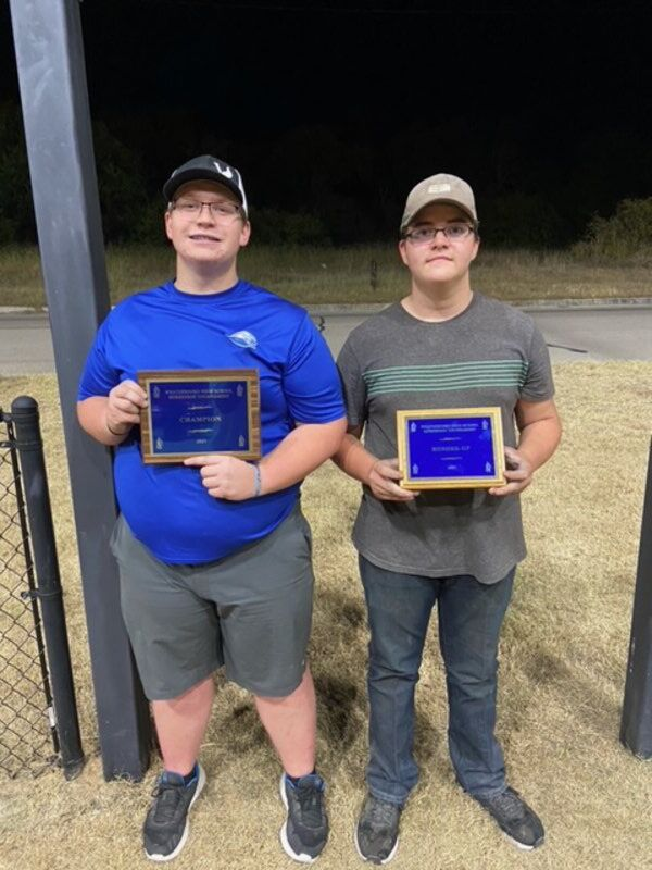 Roderick claims WHS's first Horseshoe Pitching Championship