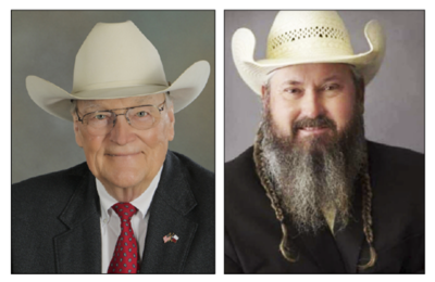 Parker County sheriff's race heats up; Early voting for Nov. 3 election begins Tuesday