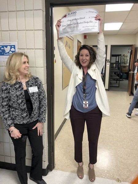 Aledo Education Foundation awards more than $127,000 in program grants