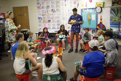 Music teacher brings life experience to the classroom