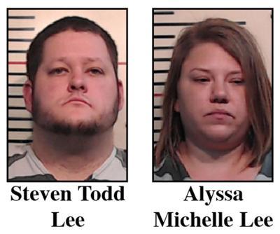 Lees arrested