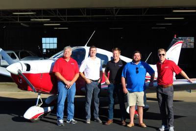 Parker County Airport houses award-winning flight school