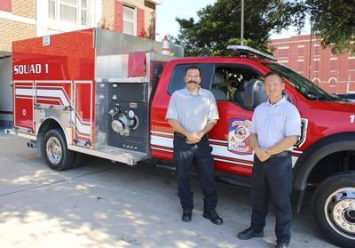 MWFD captain takes over as deputy chief
