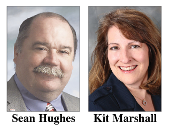 County emergency management officials
