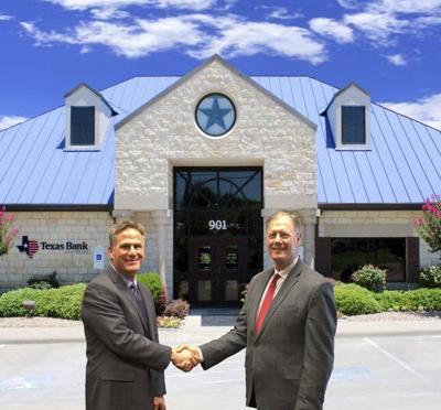 Texas Bank welcomes Bearden as new county president