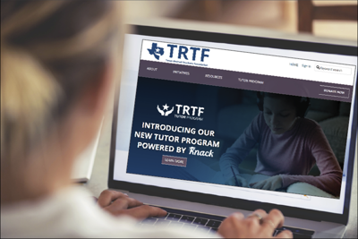 Texas Retired Teachers launches new online tutoring platform