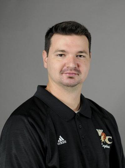 Lewis promoted as new WC head men's hoops coach