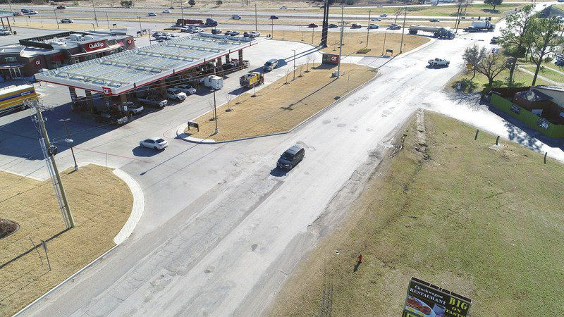 Major construction projects underway in Weatherford, WP