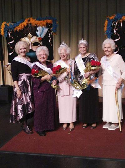 New Ms. Senior Parker County crowned