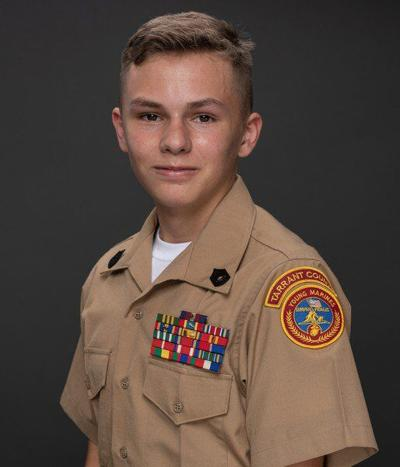 Azle teen named 'Young Marine of the Year,' will escort WWII vets to Iwo Jima