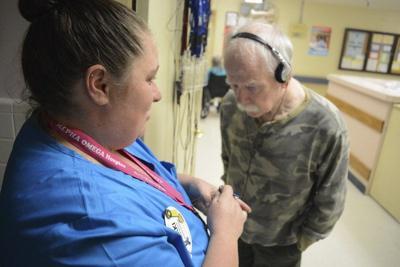 Acoustics, music treatments help patients