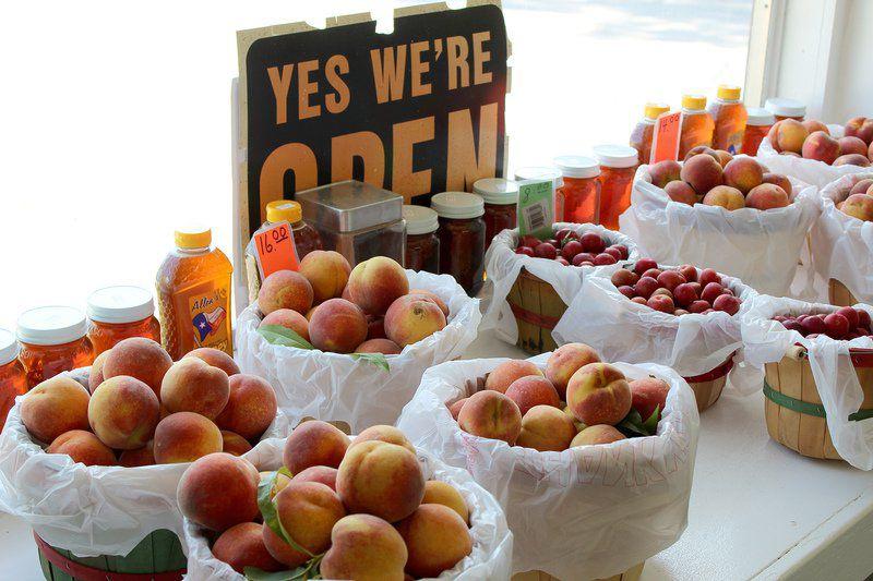 Weatherford serving up Peach Week July 11-18