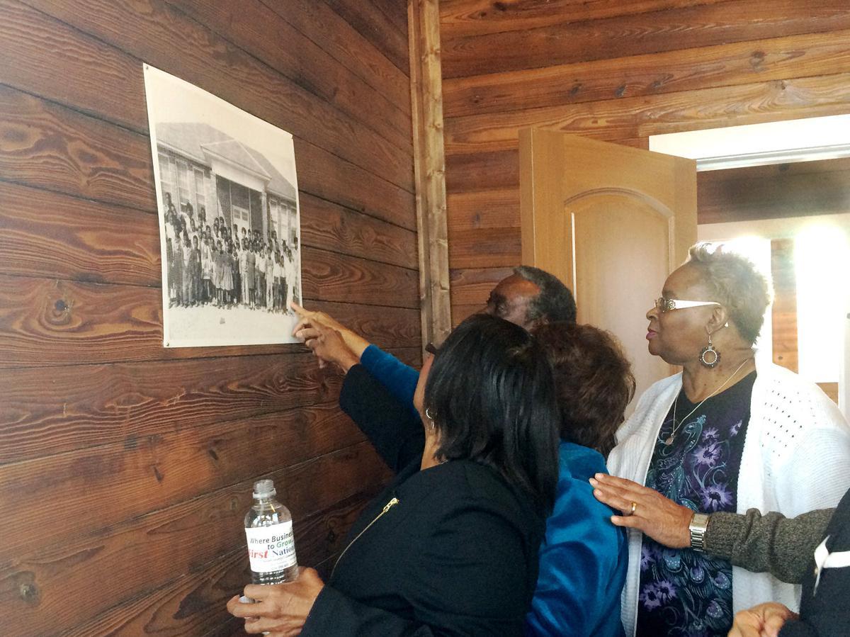 Mount Pleasant Colored School opens door to the past | News ...