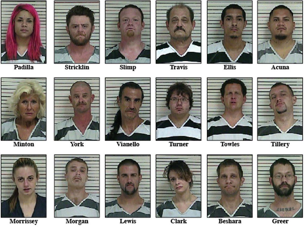 31 charged with meth trafficking | News
