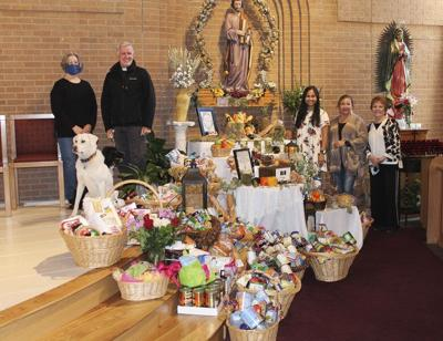St. Stephen takes part in Feast of St. Joseph