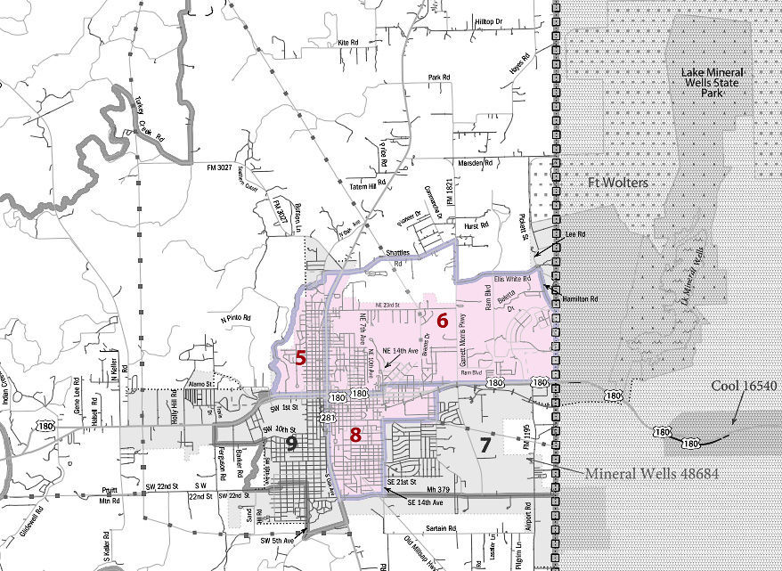 Opportunity Zones census tracts