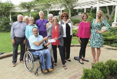 Chandor Gardens Foundation receives grant from Walmart