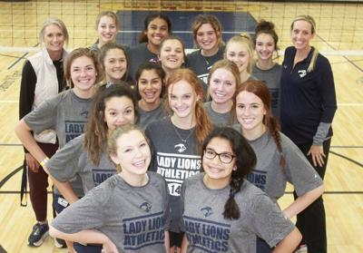 WCS girls benefit from guiding hands on the volleyball court