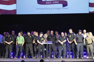 East Parker County chamber dedicates Sept. 11 program to first responders