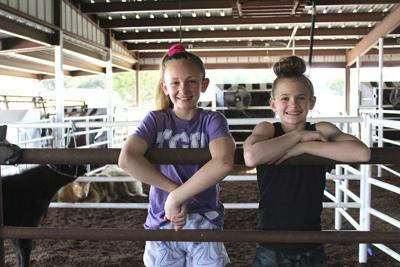 Local duo supports each other through stock show successes
