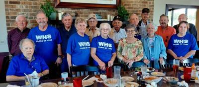 WHS Class of 1956 meets for first time since pandemic