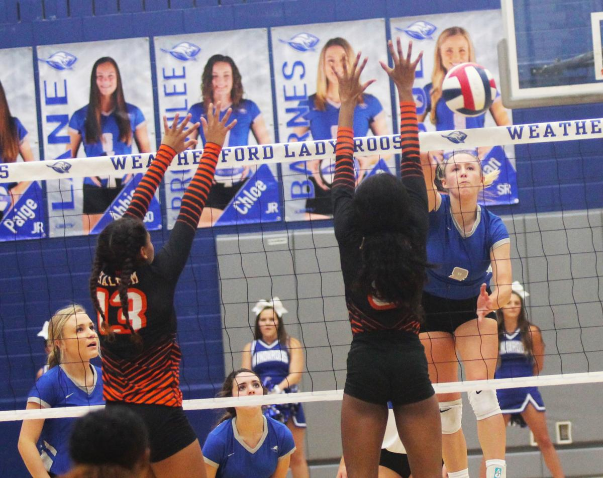 3a75e945072 All-Parker County volleyball team announced | Sports ...
